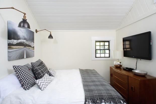 บ้านหลังเล็ก 1 ห้องนอน