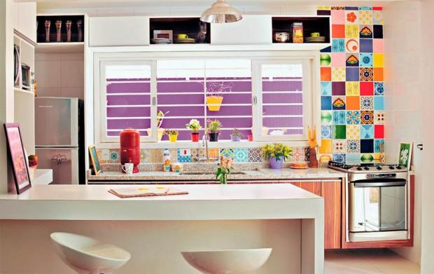 ห้องครัวสีสวย