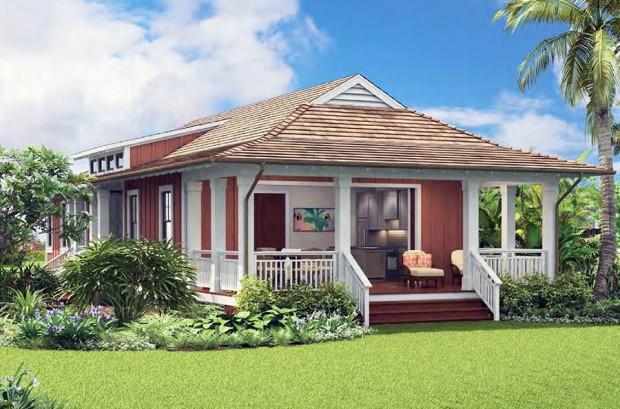 สร้างบ้านสไตล์ Cottage