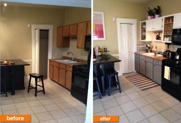 การตกแต่งห้องครัว