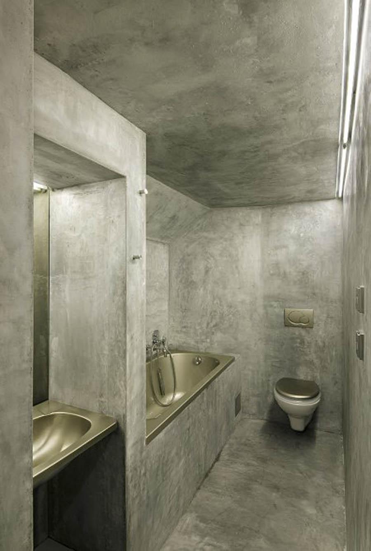 ห้องน้ำปูนเปลือย บ้านไอเดีย เว็บไซต์เพื่อบ้านคุณ