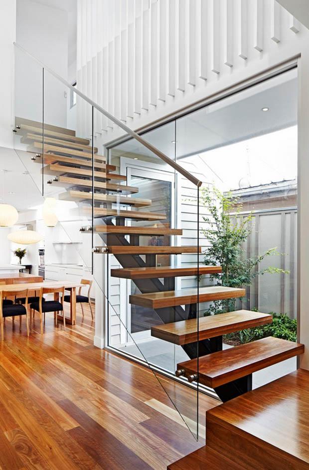 two storey house by tina lindner 7. Black Bedroom Furniture Sets. Home Design Ideas