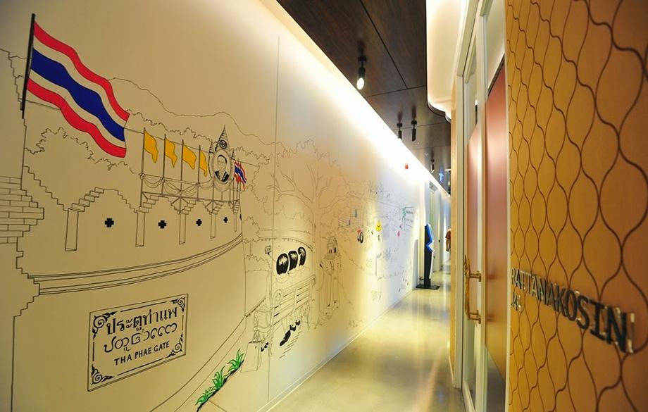 google thailand office food court googlethailandoffice