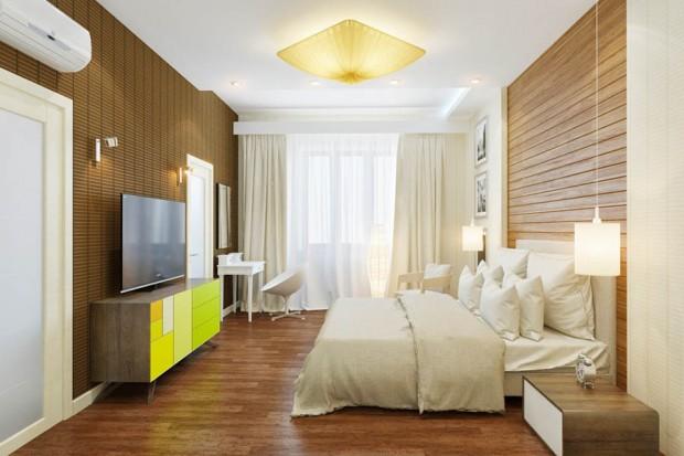 5 แบบห้องนอน เห็นแล้วเกิดอาการง่วงหงาว หาวนอน - ห้องนอน