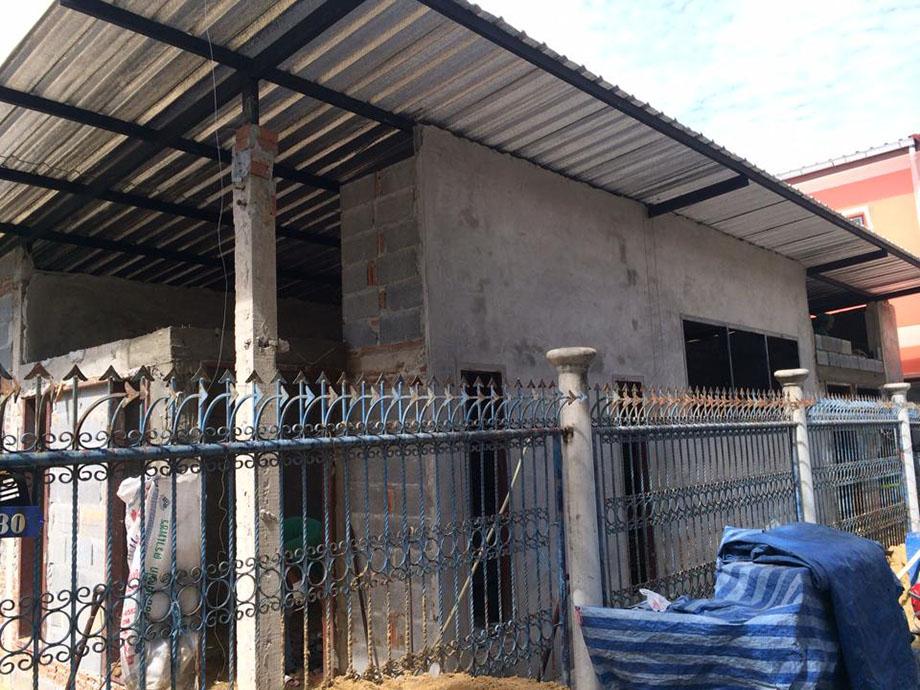 ปรับปรุงบ้านใหม่ Renovate Home