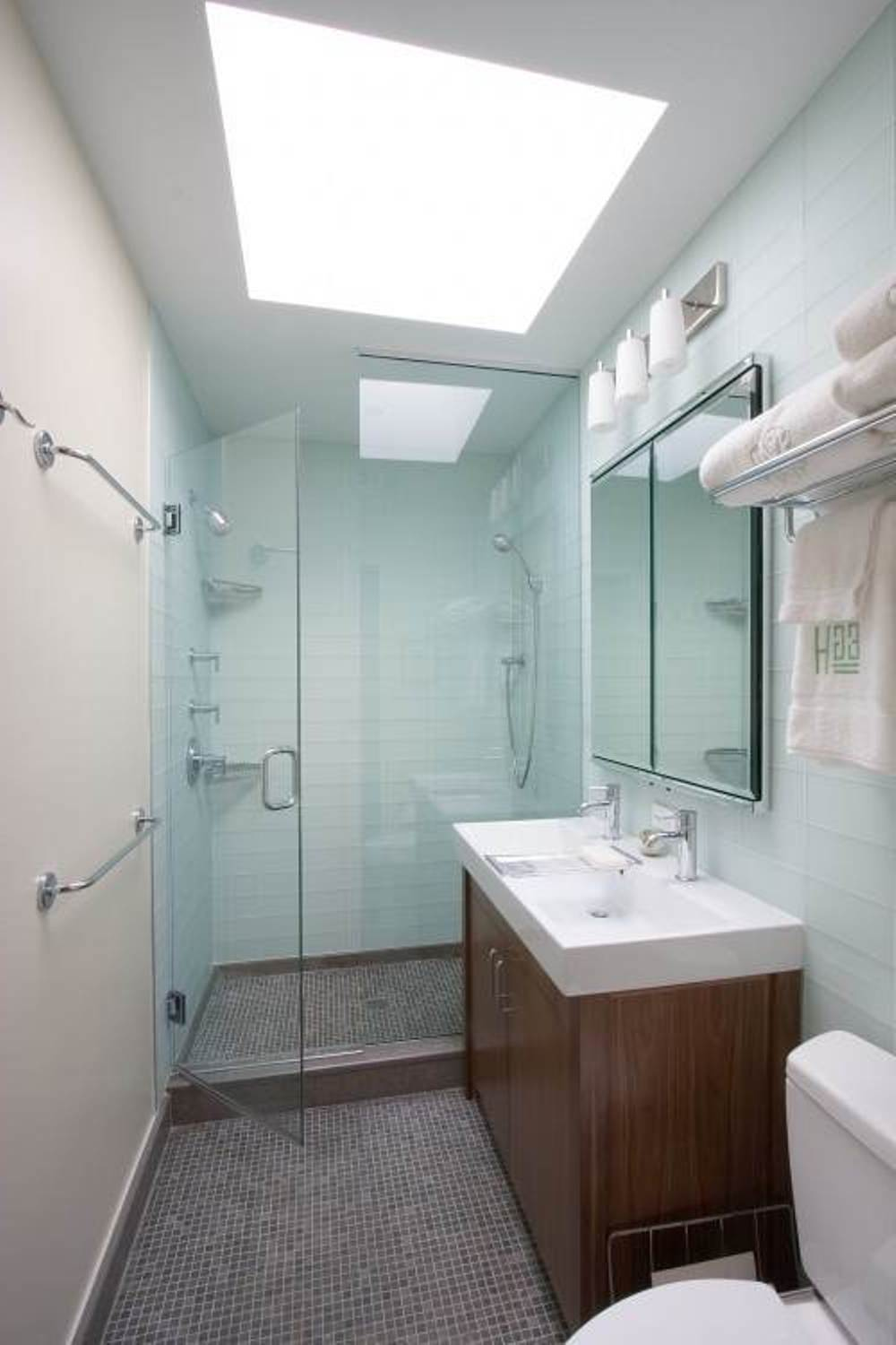 pics photos modern small bathroom design