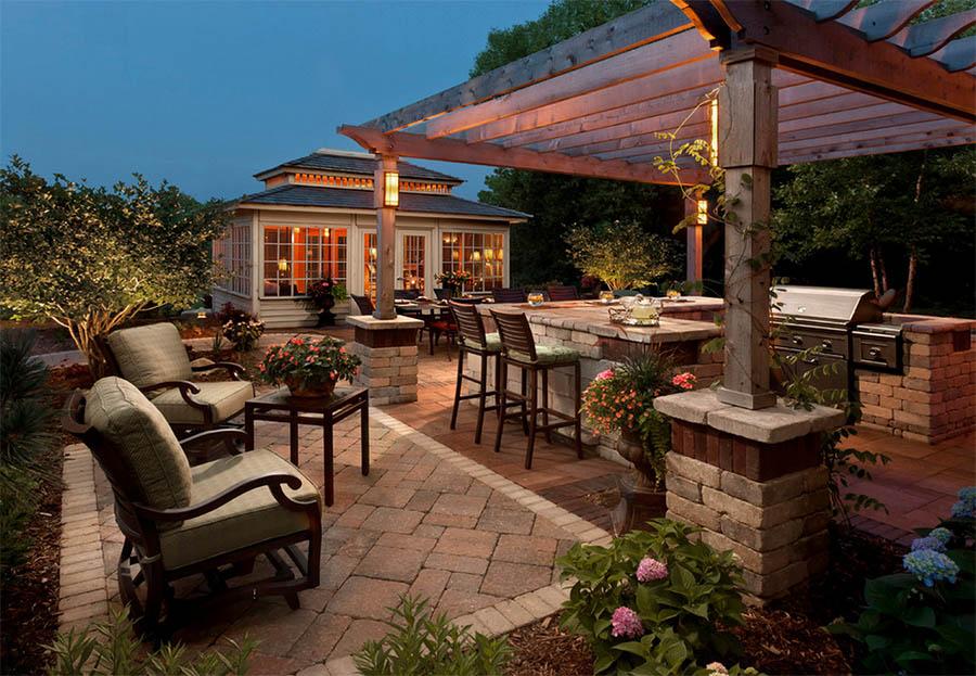 ครัวนอกบ้าน บ้านไอเดีย เว็บไซต์เพื่อบ้านคุณ