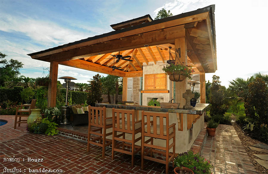 ครัวนอกบ้าน 171 บ้านไอเดีย เว็บไซต์เพื่อบ้านคุณ