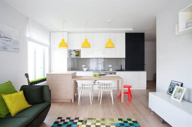 - Salon comedor cocina mismo espacio ...