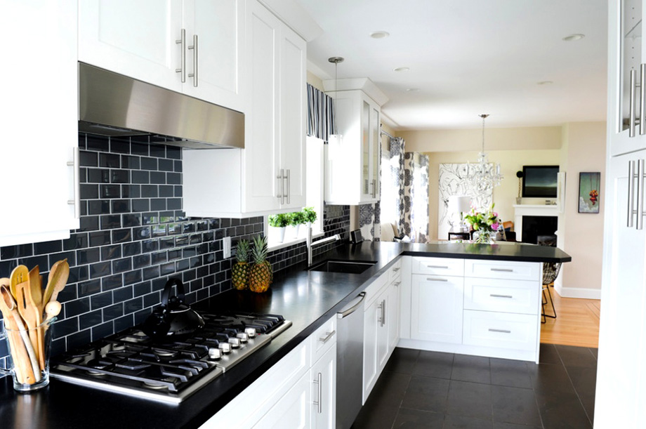 black kitchen countertops with Kitchen Countertop Materials on 4253637181 moreover Kitchen Cooking Color furthermore Blue Pearl Granite Countertops together with Angola Black in addition Black Antique.