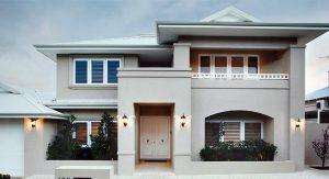ออกแบบบ้านสไตล์ร่วมสมัย