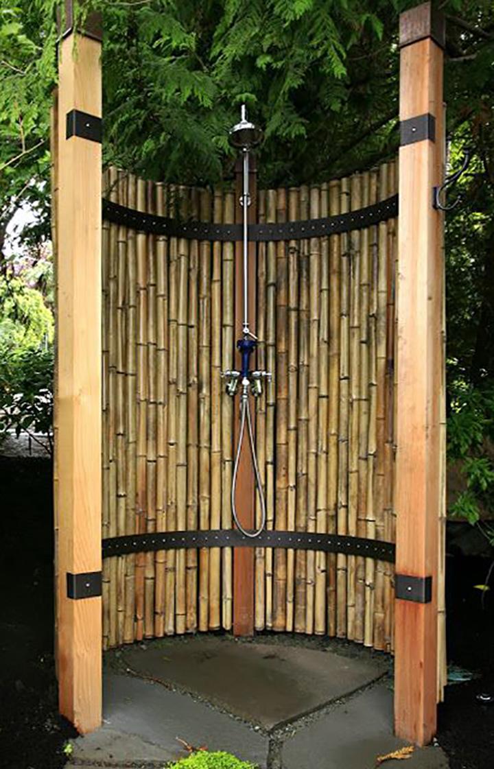 Backyard Bamboo Garden Ideas : ??????????? ????????