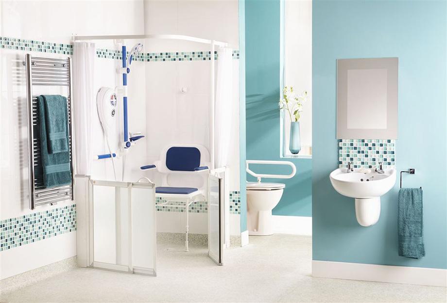 15 แบบห้องน้ำ รองรับผู้สูงอายุ คนพิการ บ้านไอเดีย