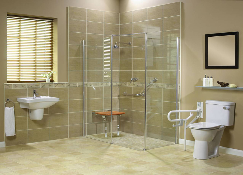 15 for Wet area bathroom ideas