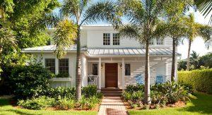 บ้านสีขาวร่วมสมัย