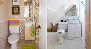 ไอเดียแต่งห้องน้ำขนาดเล็ก