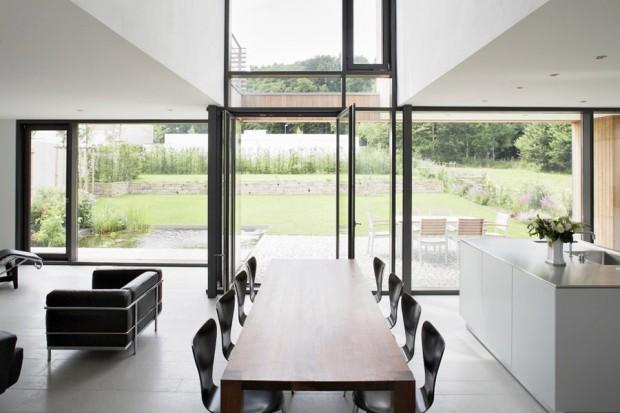ออกแบบบ้านโปร่ง