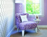 bedroom detail vignette at Sandstone
