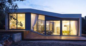 บ้านพื้นต่างระดับ