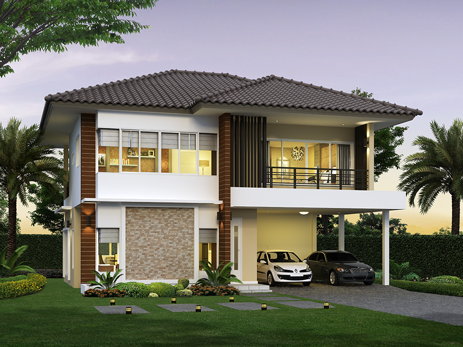 7 วิธีออกแบบบ้านเอง