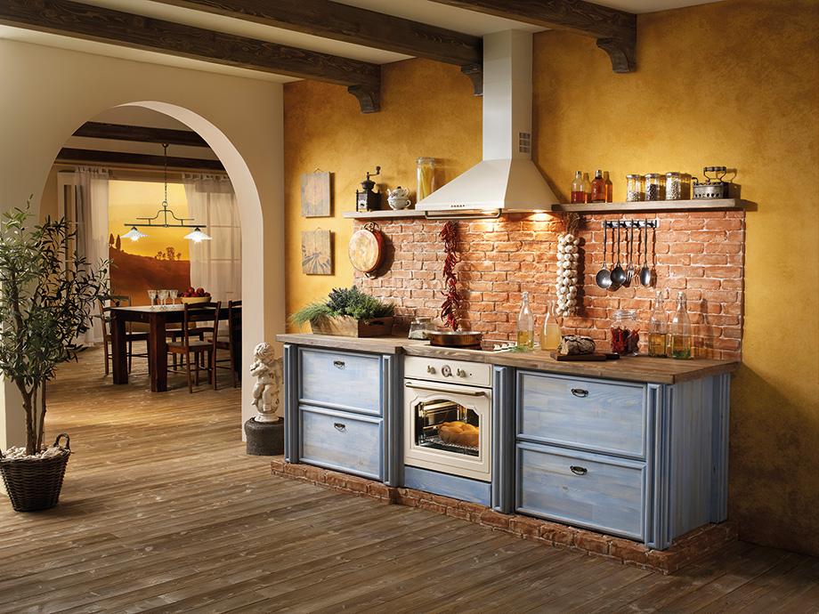ห้องครัววินเทจ Gorenje Classico by Hafele