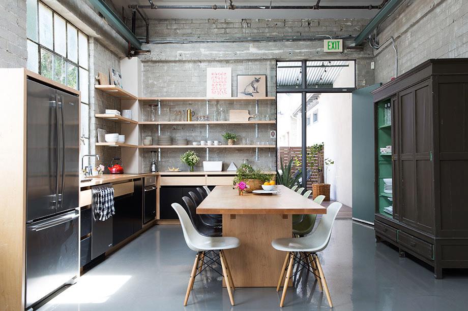 แบบห้องครัว ลอฟท์ บ้านไอเดีย เว็บไซต์เพื่อบ้านคุณ