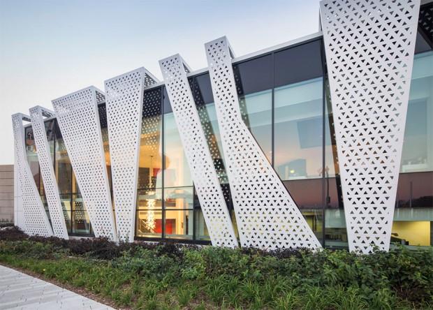 facade design metal
