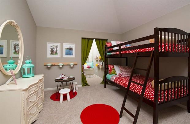 ห้องนอนของพี่น้อง
