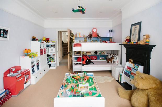 ห้องนอนของเด็ก