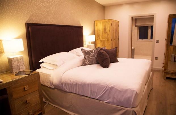 ห้องนอนแสนอบอุ่น