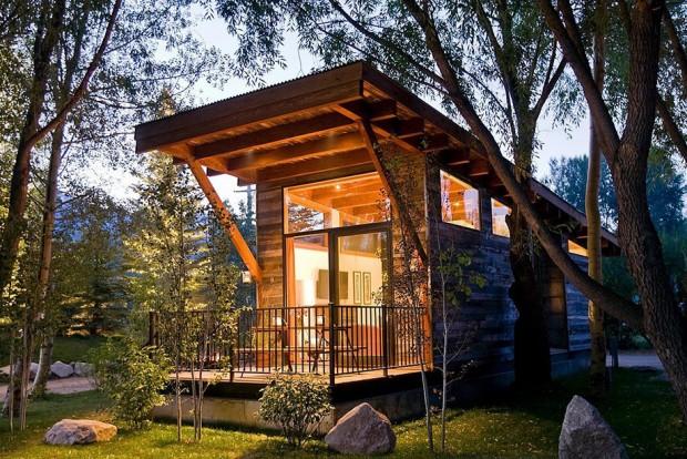 Tiny-House บ้านรีสอร์ท