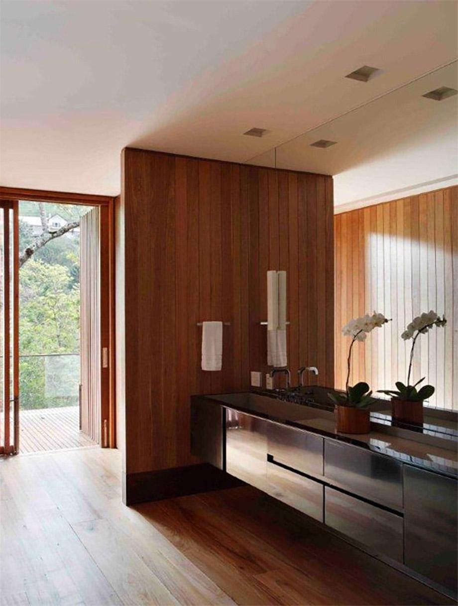 ห้องน้ำไม้