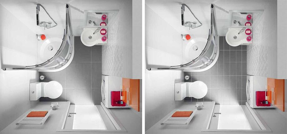 เลือกลายกระเบื้องห้องน้ำ