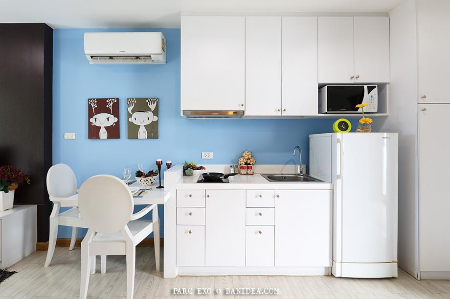 ห้องครัวในคอนโด