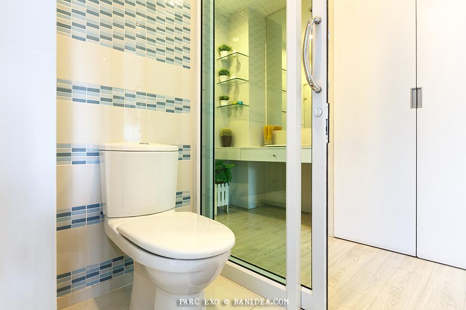 ห้องน้ำรวม ในคอนโด