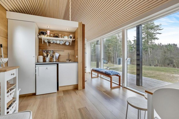มุมครัวเล็ก ๆ ในบ้าน