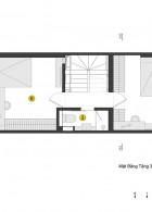 แปลน Town house-ชั้นที่ 3