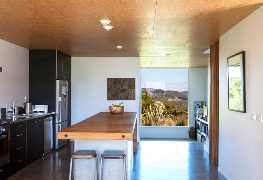 แสงสว่างในห้องครัว