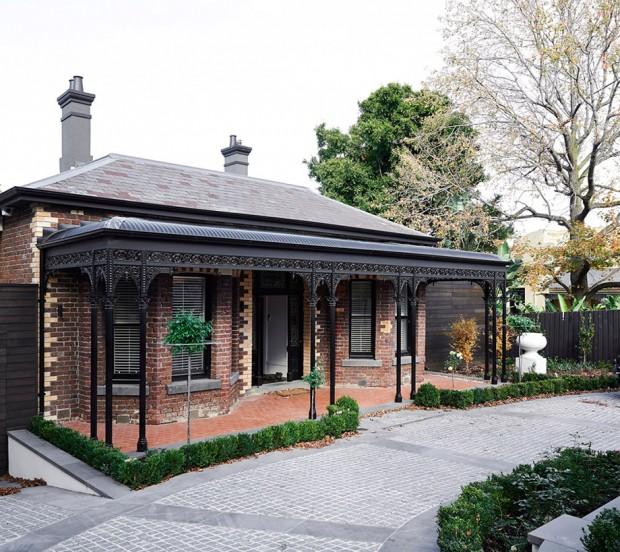 บ้านสไตล์ Victorian