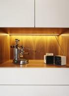 ชั้นบิวท์อินในครัว Modern