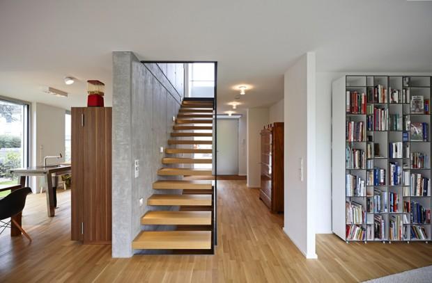 บันไดบ้านแบบ Modern