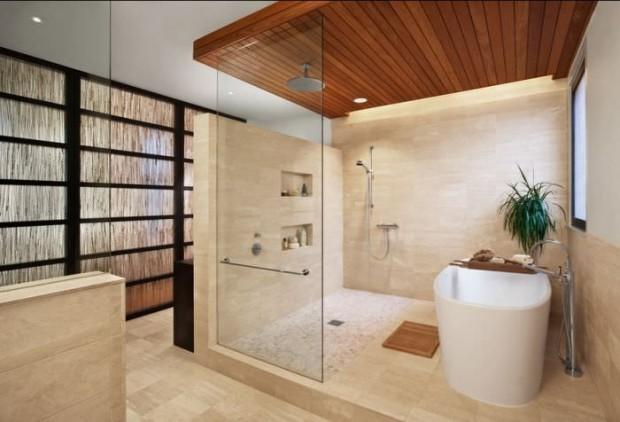 ห้องน้ำติดกระจกโปร่งใส