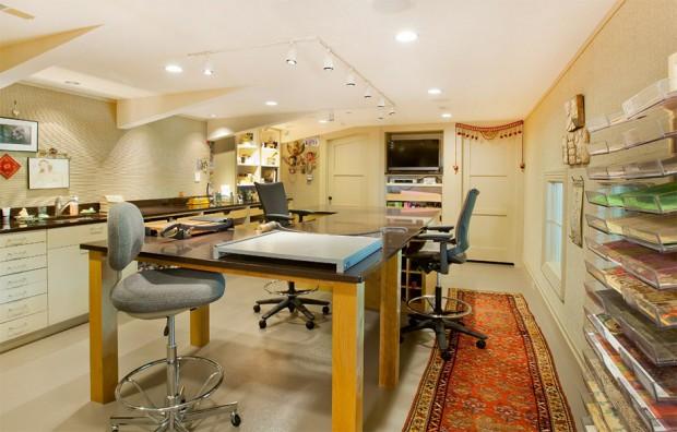 ห้องสำหรับทำงานฝีมือ
