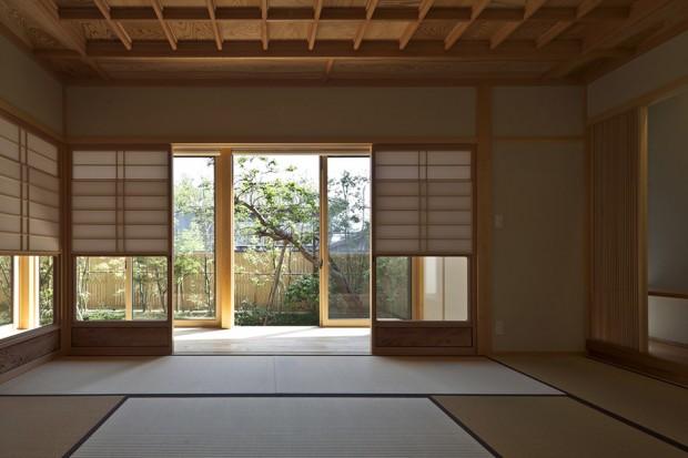 ห้องรับรองแขกสไตล์ญี่ปุ่น