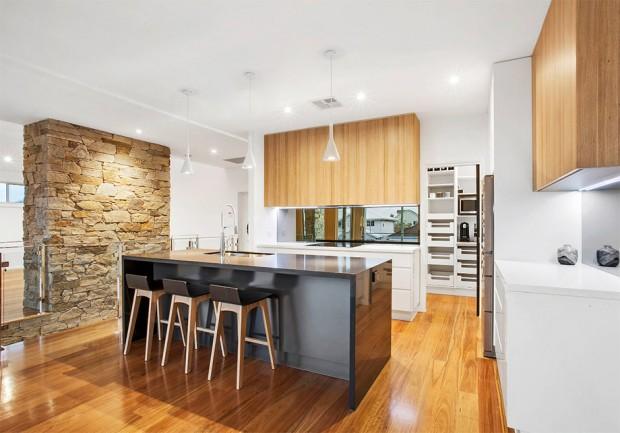 ห้องครัวบนชั้นสอง