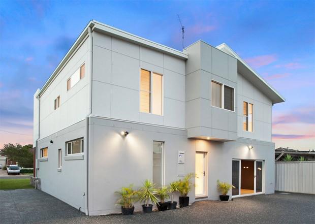บ้านสไตล์ Modern