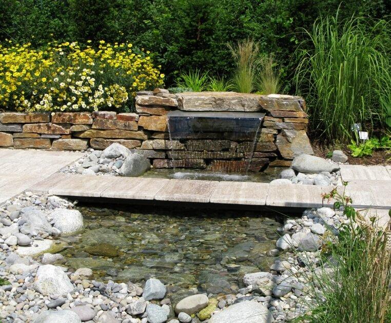 ไอเดียการจัดสวนน้ำ