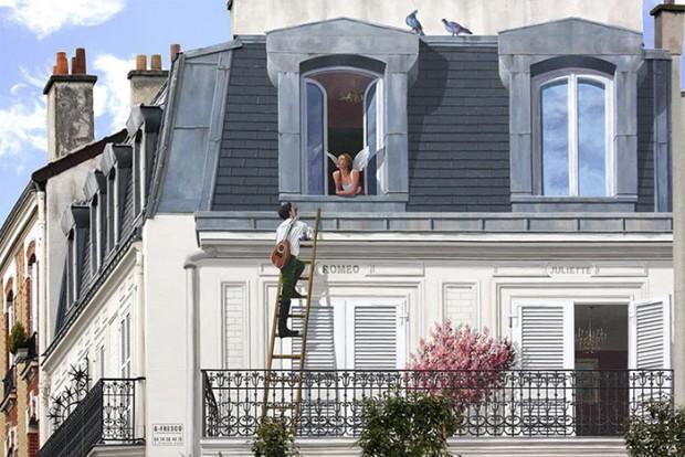เติมเรื่องราวให้บ้านด้วยภาพวาดบนผนัง