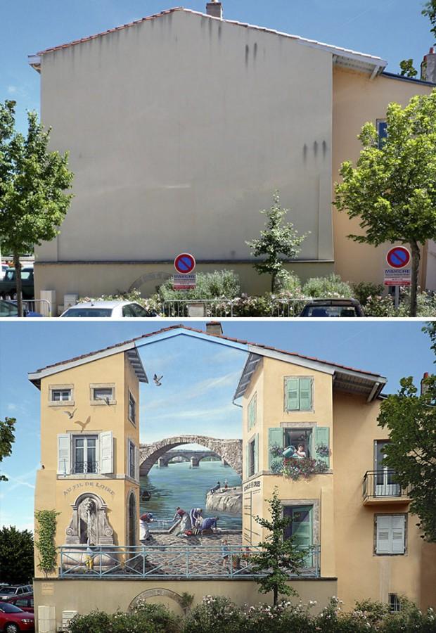งาน street art