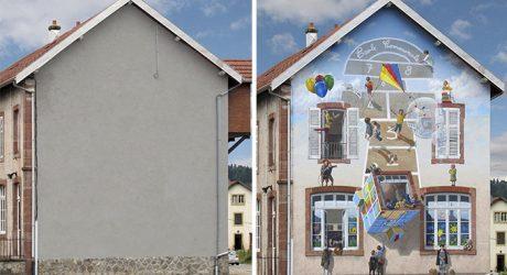 wall art Facade